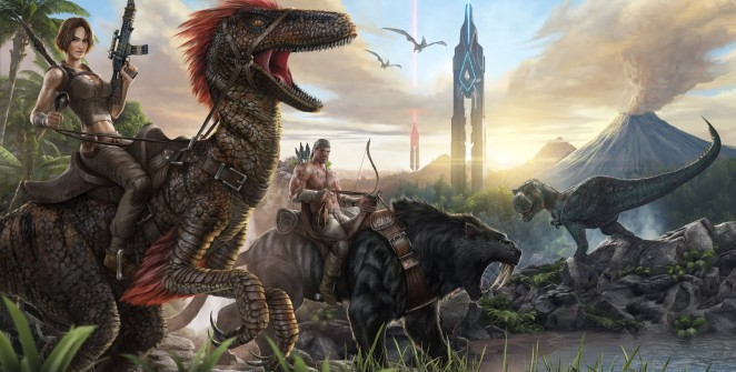 Ark: Survival Evolved Gets Survivor's Pack