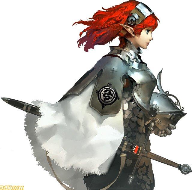 atlus fantasy RPG