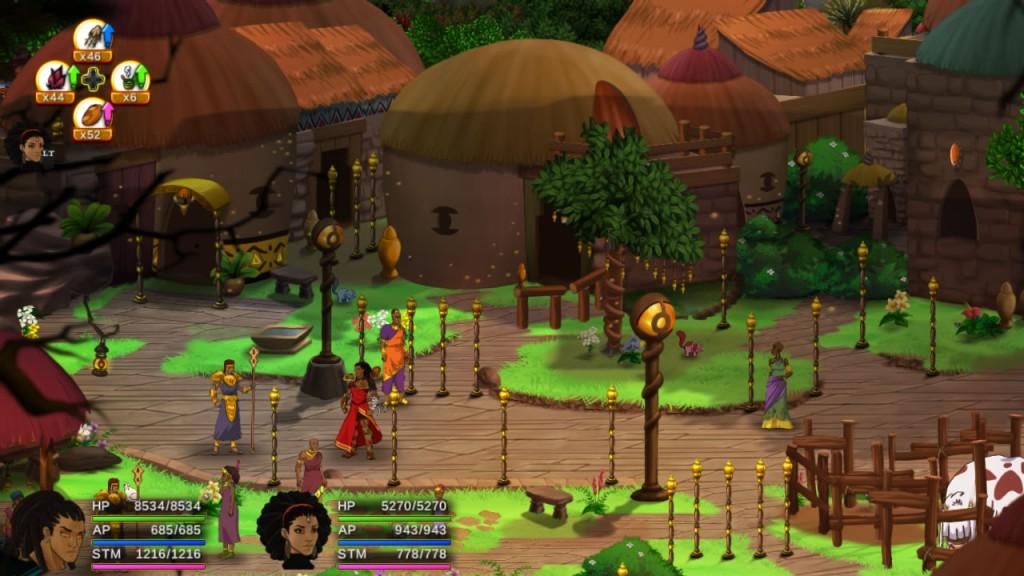 Aurion: Legacy of the Kori-Odan 1