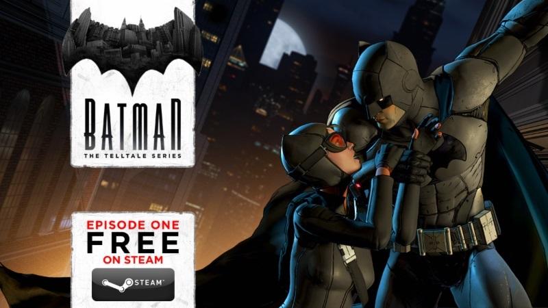 Batman - The Telltale Series Steam