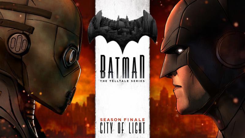 Batman - The Telltale Series Episode 5: City of Light