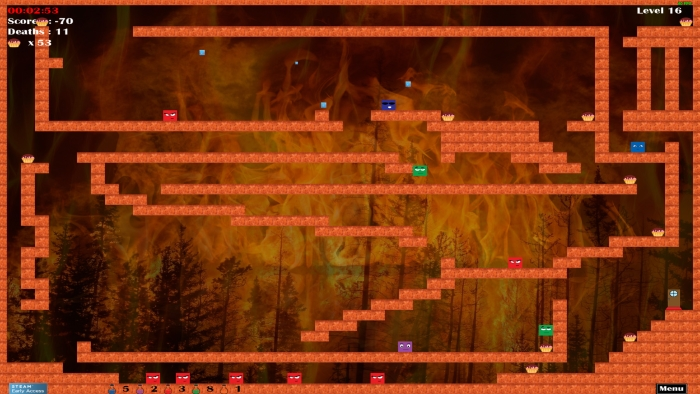 Box Maze screenshot 2