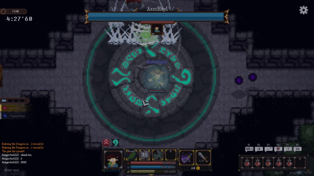 Hunger Dungeon 4