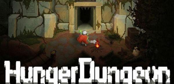 Hunger Dungeon Banner
