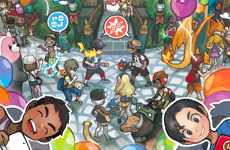 Pokémon Sun and Pokémon Moon Global Mission