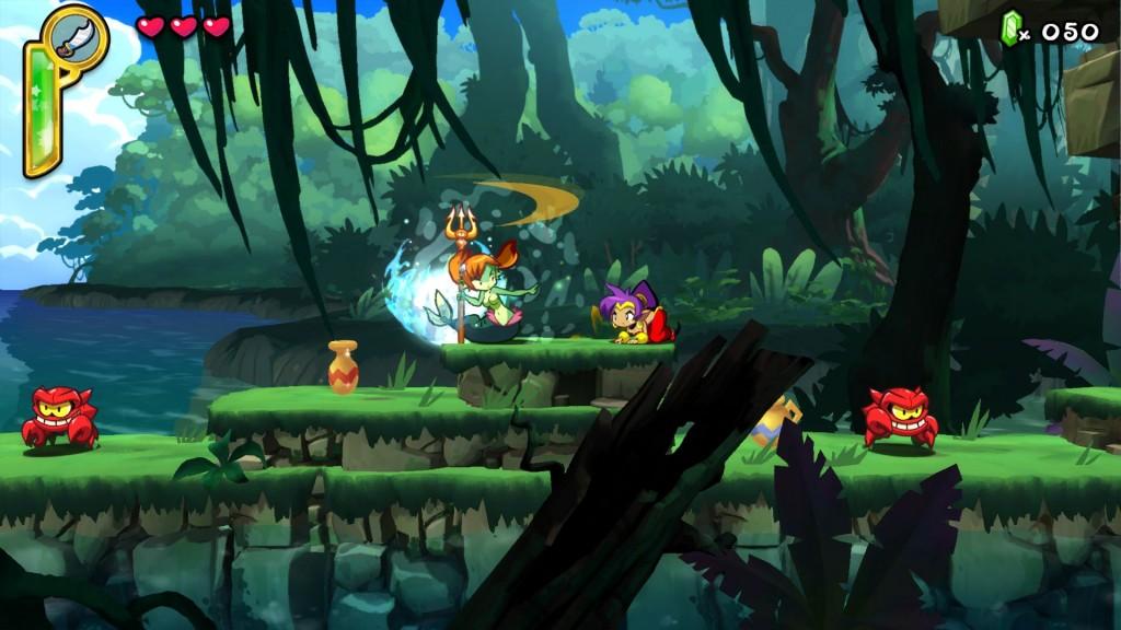 Shantae: Half-Genie Hero 1