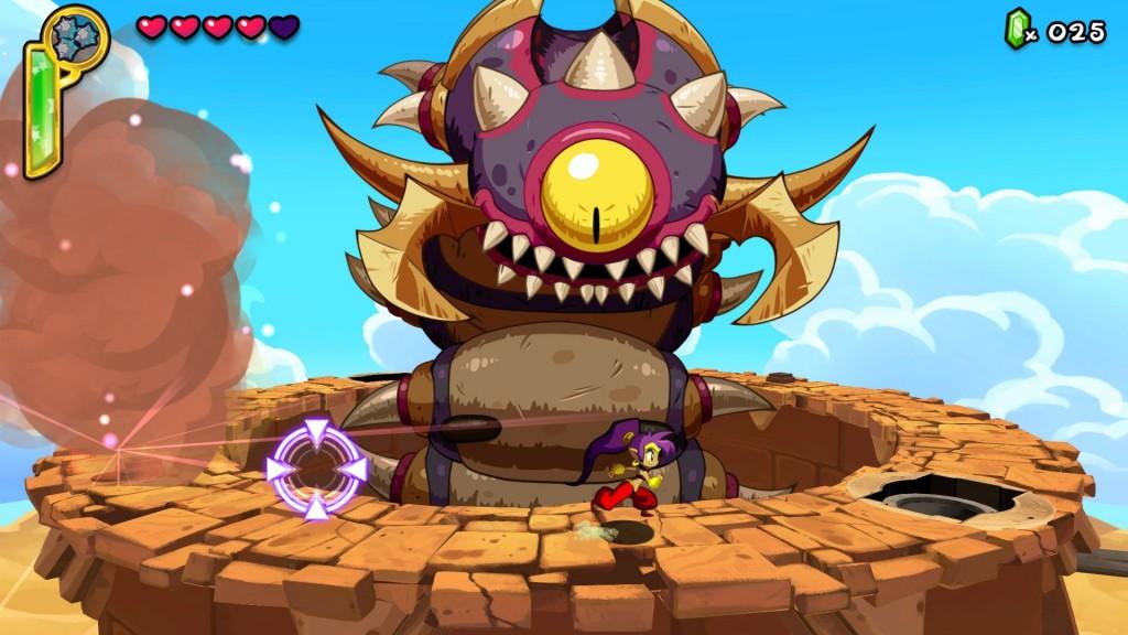 Shantae: Half-Genie Hero 2