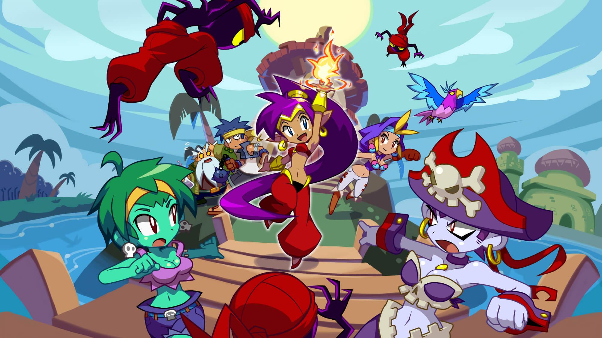 Shantae half genie hero nude mod