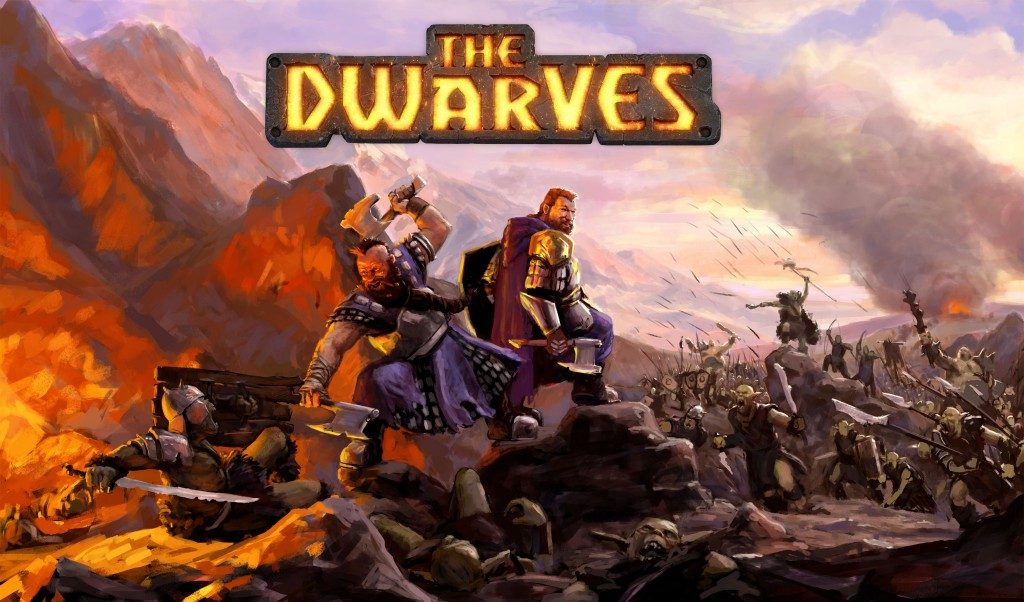 The Dwarves Cover