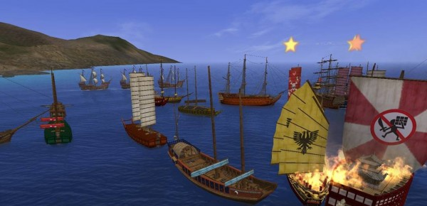 Uncharted Waters Online Gets Third Expansion