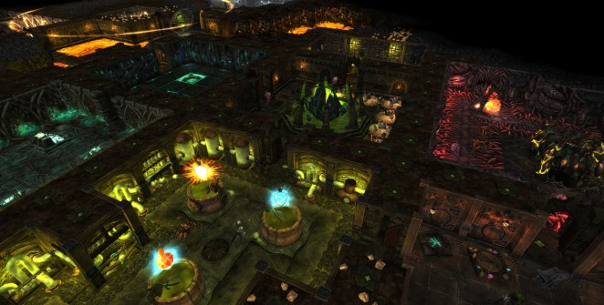 War for the Overworld Gets Survival Mode