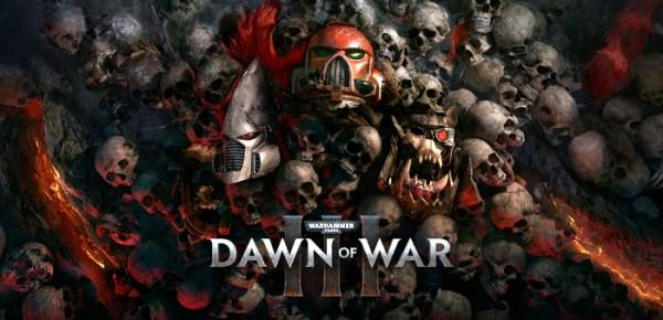 Warhammer 40,000 Dawn of War III title