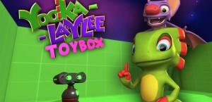 Yooka-Laylee Toybox Banner