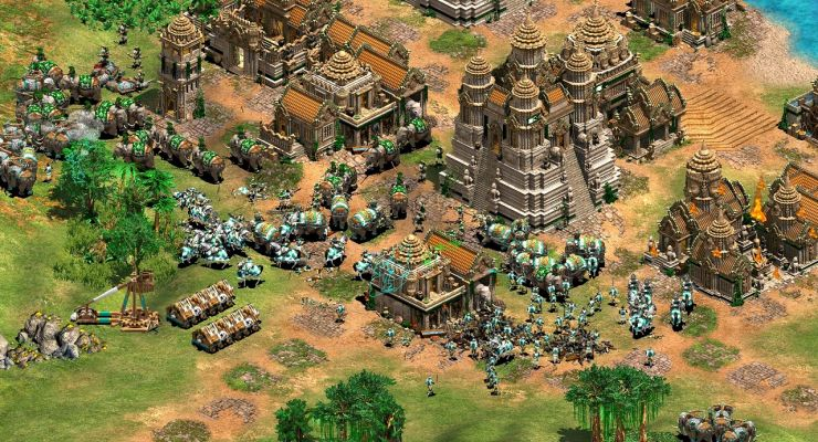 Age of Empires II HD: Rise of the Rajas Review (PC) - Hey