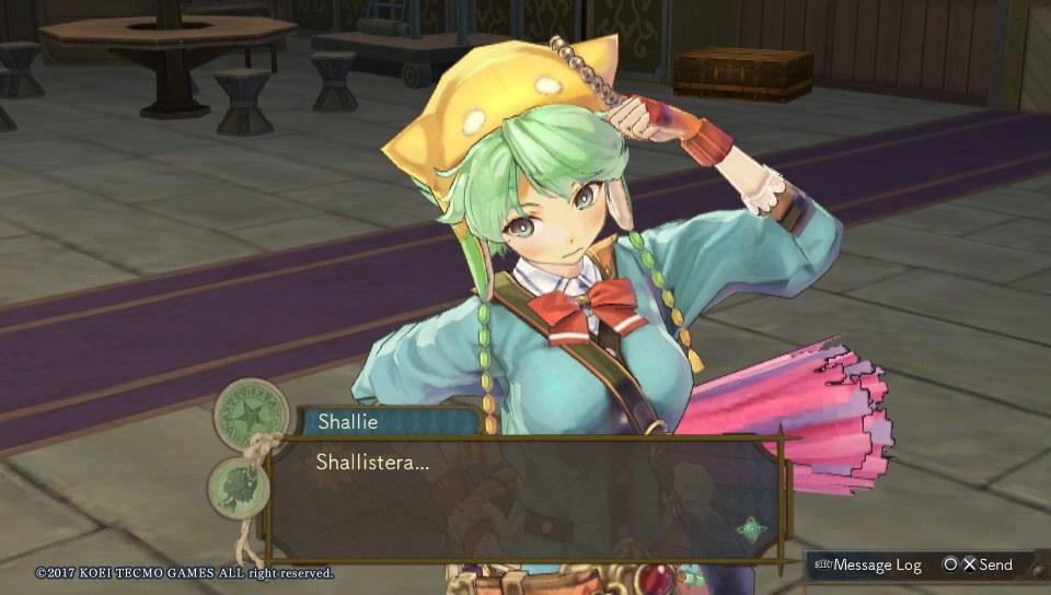 Atelier Shallie Plus 1