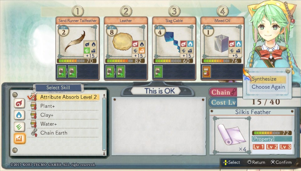 Atelier Shallie Plus 4