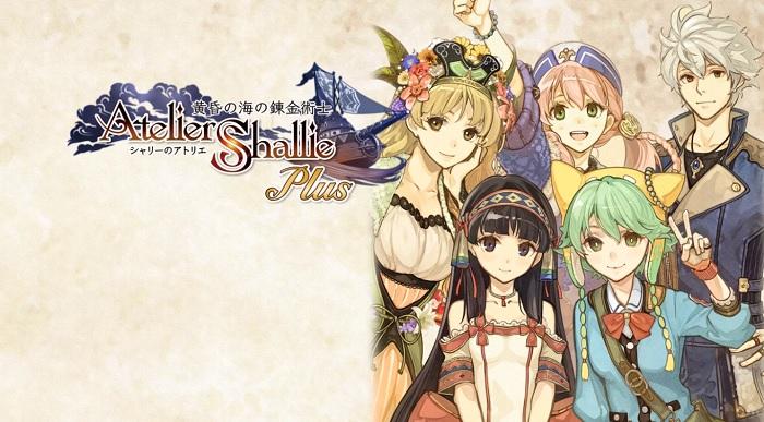 Atelier Shallie Plus Banner