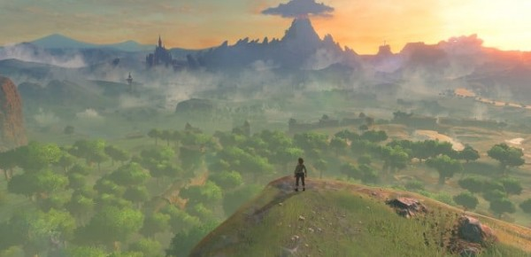 breath of the wild story