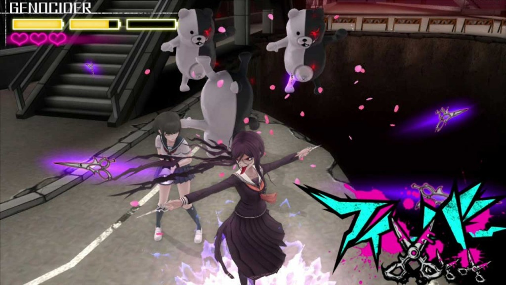 Danganronpa Another Episode Ultra Despair Girls 1