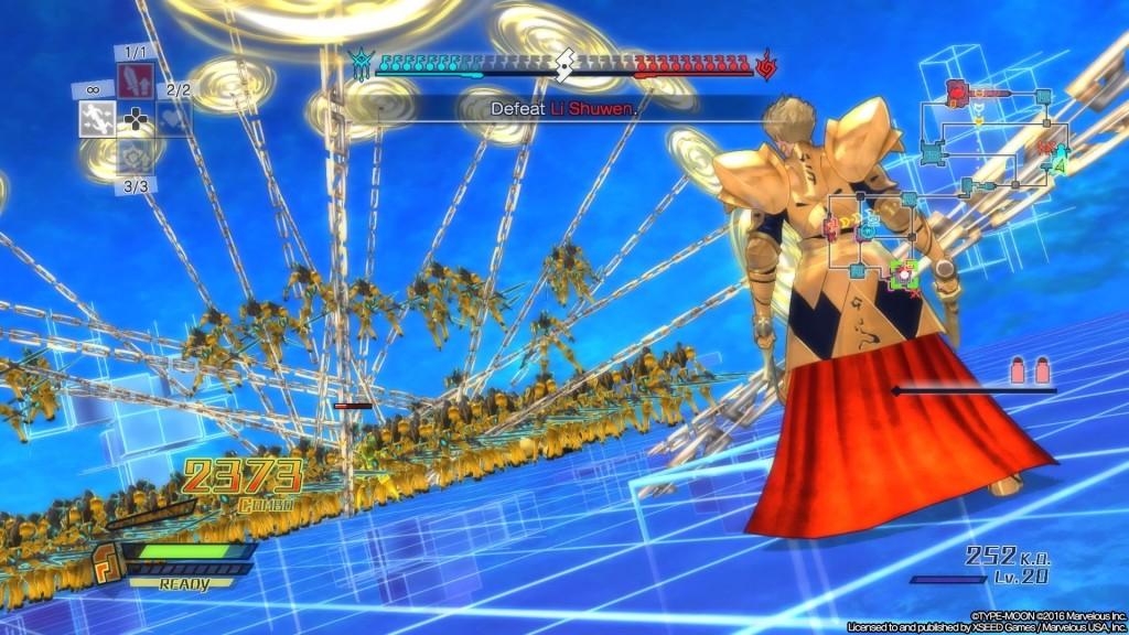 Fate/EXTELLA 3
