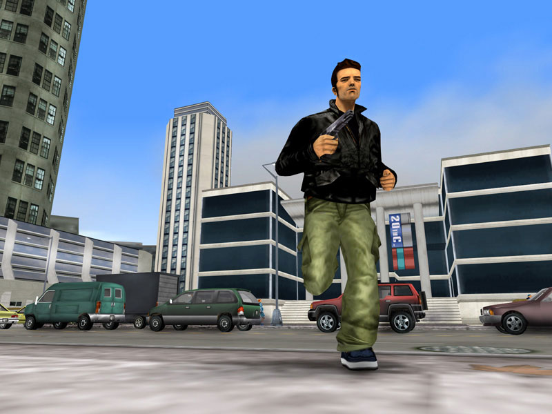 GTA 3 video games