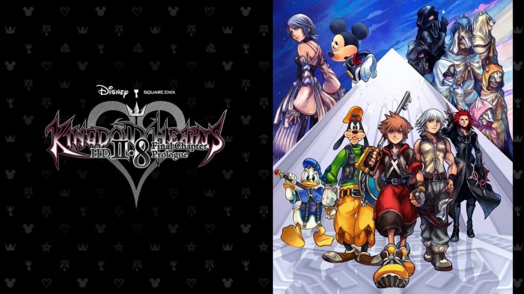 Kingdom Hearts HD 2.8 Final Chapter Prologue Banner