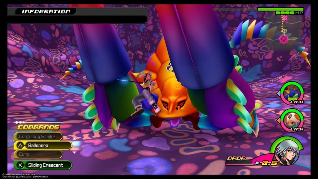 Kingdom Hearts Dream Drop Distance HD 3