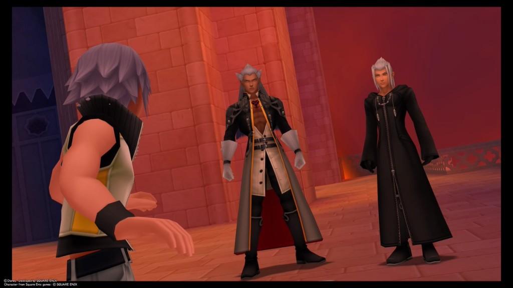 Kingdom Hearts Dream Drop Distance HD 2