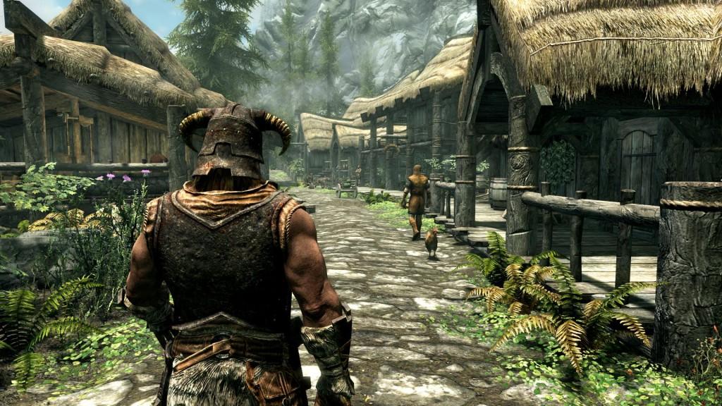 The Elder Scrolls V: Skyrim Bethesda