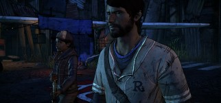 Walking Dead: A New Frontier - Javier and Clem