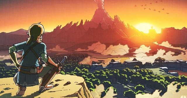 breath of the wild interview