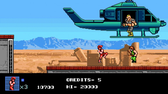 double dragon iv 1