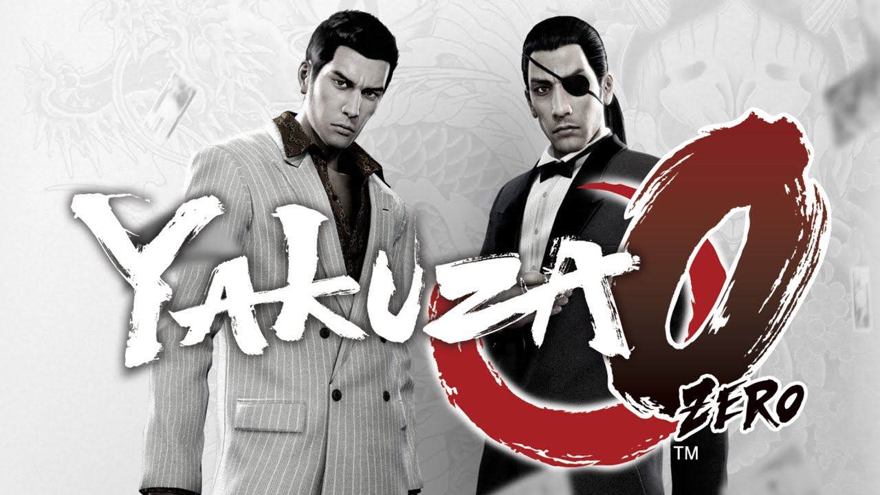 yakuza 0 logo