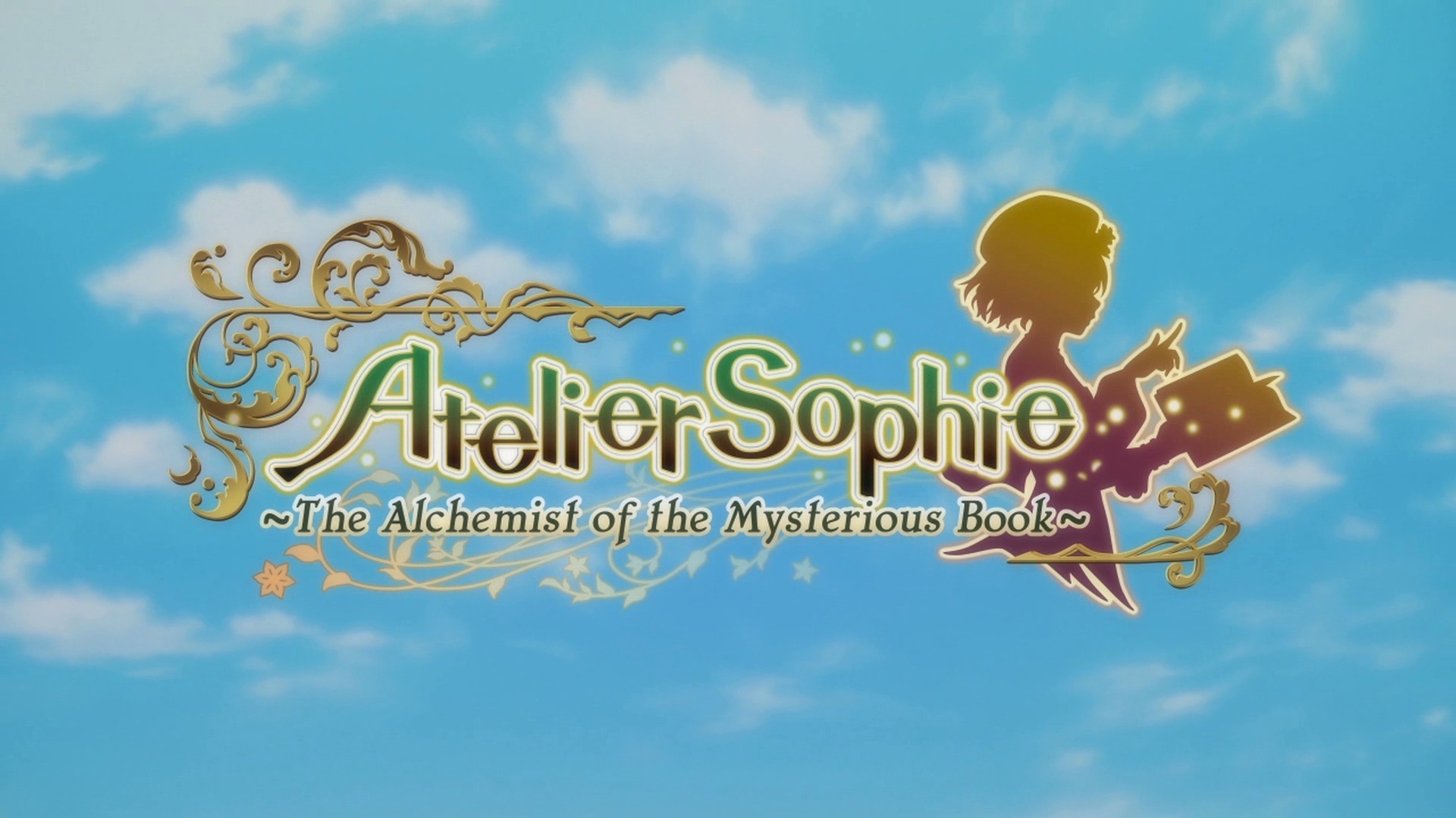 atelier sophie the alchemist of the mysterious book review pc  atelier sophie banner