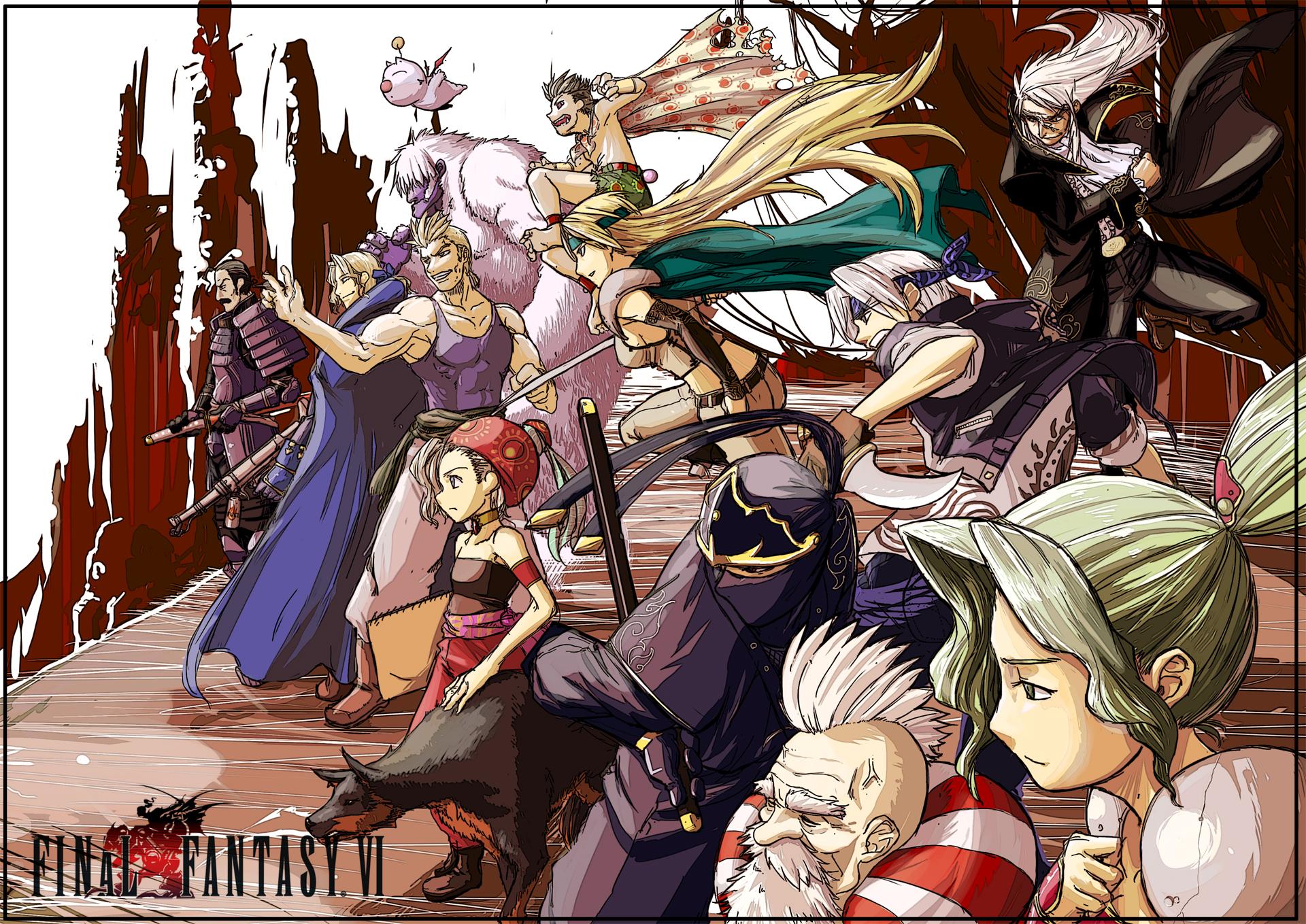 Image result for final fantasy vi