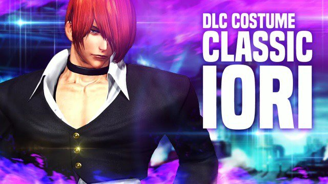 King of FIghters XIV DLC 1