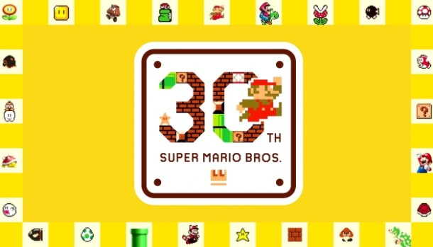 mario 30th anniversary encyclopedia