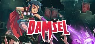 Damsel indie game screwtape studios equityarcade