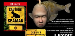Album Art for Hey Poor Podcast Episode 93: Seaman HD Remake Confirmed