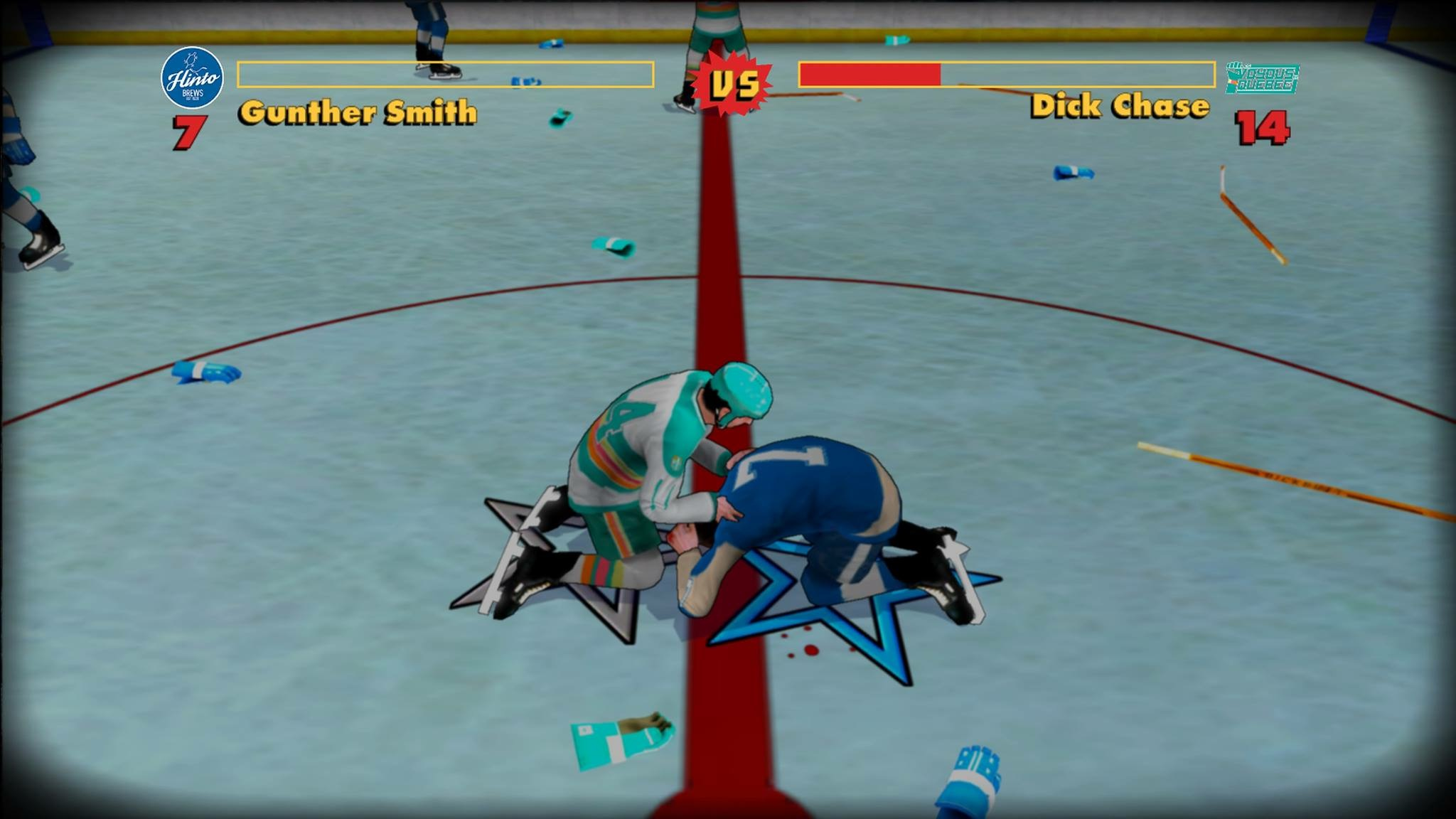 Old Time Hockey Review Pc Hey Poor Player
