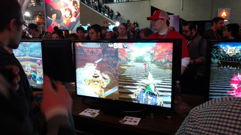 ARMS Switch PAX East