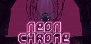 Neon Chrome title