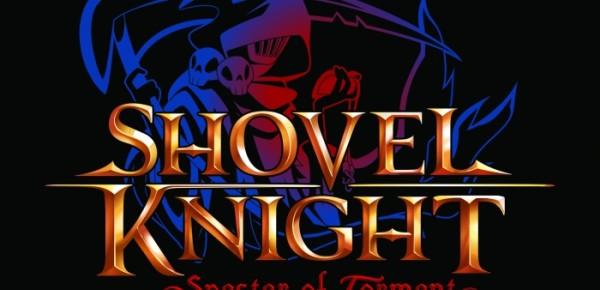 Shovel Knight - Specter of Torment title
