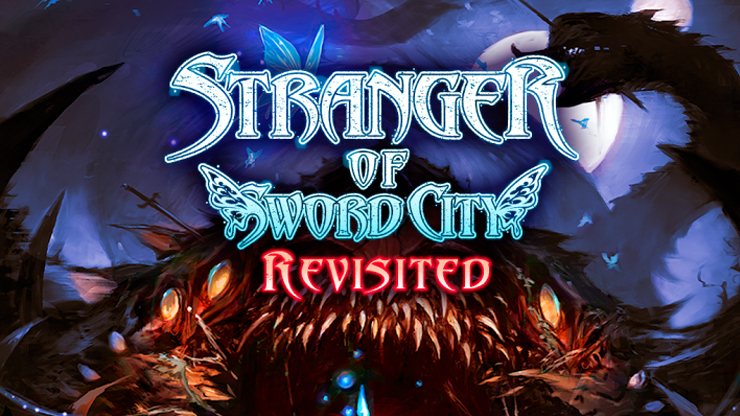 Stranger of Sword City Revisited Banner