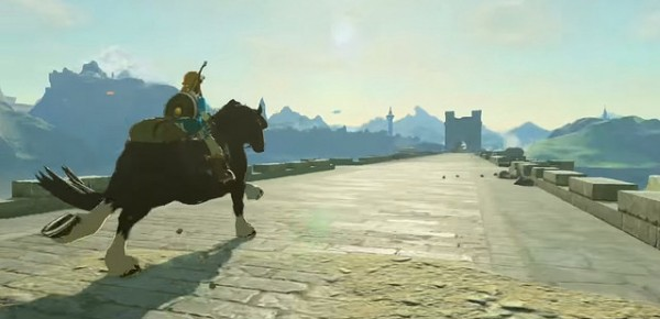 breath of the wild wii u