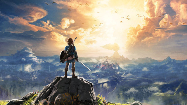 zelda breath of the wild review