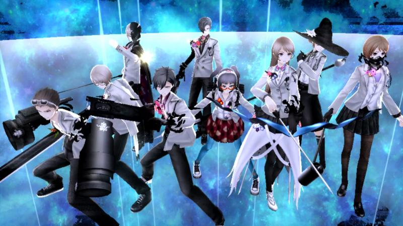 The Caligula Effect Party