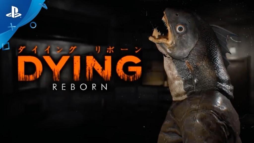 Dying: Reborn slider