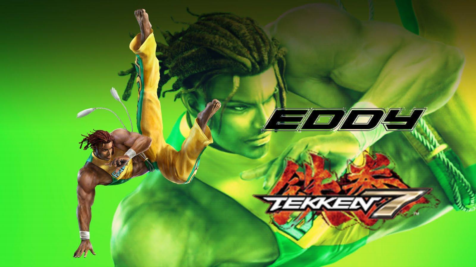 Eddy Gordo Joins Tekken 7 S Roster