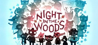 night in the woods